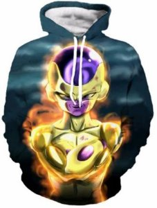 Moletom Freeza