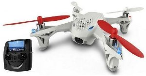 Hubsan Drone Quadricoptero Câmera