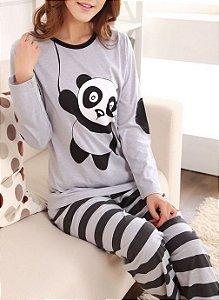 Pijamas Panda - Olívia - Gato