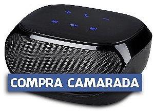Caixa de Som Wi Fi Bluetooth Portátil