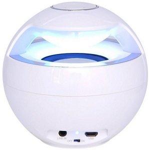 Caixa de Som Led Wi Fi Bluetooth Portátil