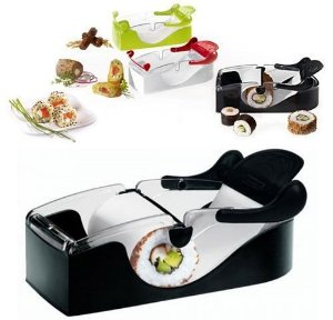 Máquina Enrolar Sushi Perfect Roll