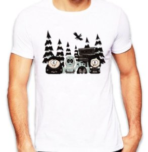 Camiseta South Park Game Of Thrones