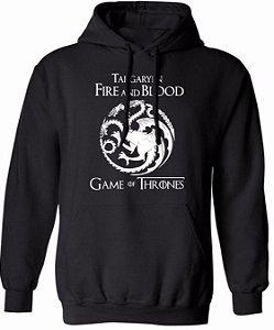 Moletom Targaryen Game Of Thrones
