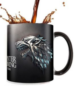 CANECA STARK GAME OF THRONES