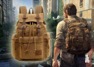 Mochila The Last Of Us