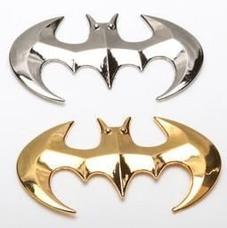 Adesivo Emblema Batman