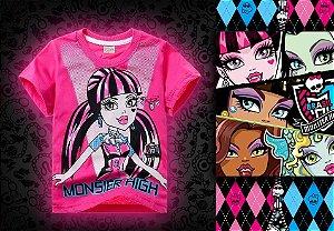 Camiseta Monster High