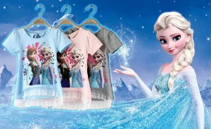 Camisetas Frozen