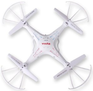 Quadricóptero Drone Espião