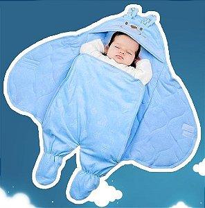 Cobertor Proteção Soneca do Bebê