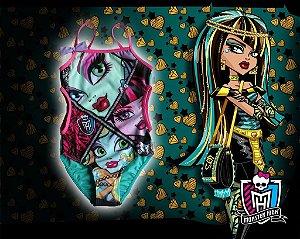 Maiôs Infantis - Monster High e Frozen