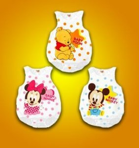 Roupa Bebê Disney