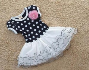 Vestido Infantil Verão 2014