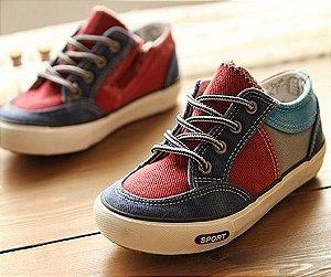 Tênis Jeans Infantil Coleção 2015
