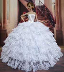 Vestidos de Festa - Barbie