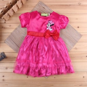 Vestido Minnie - Disney