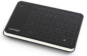 Mini Teclado Touchpad 2.4GHz Slim Wireless