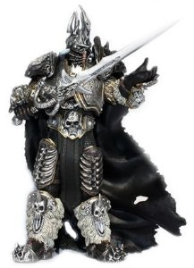 Arthas Menethil Fall The Lich King