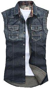 Colete Jeans Lethal