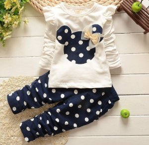 Conjunto Minnie 2015