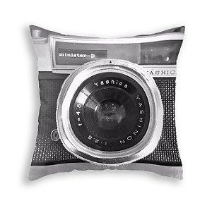 Almofada Câmera Fotográfica