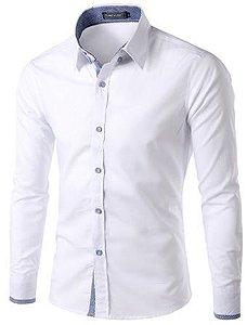 Camisa Social Slim Fit