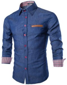 Camisa Jeans Second