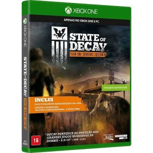 State of Decay: Year-One Survival Edition - Xbox One