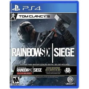 Tom Clancys: Rainbow Six Siege - PS4