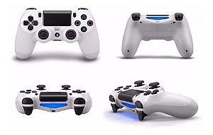 Controle Ps4 Branco - Modelo Novo