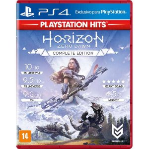 Horizon Zero Dawn (Complete Edition) - PS4 No Encarte