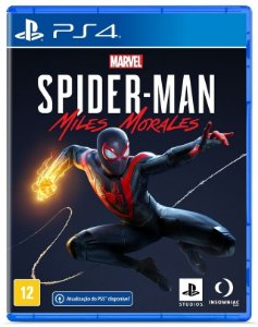 Jogo Marvel's Spider-Man: Miles Morales PS4