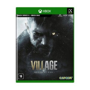 Jogo Resident Evil Village - XBOX