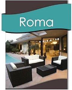 Conjunto Roma 4 lugares