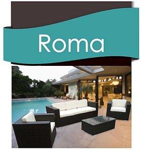 Conjunto Roma 5 lugares