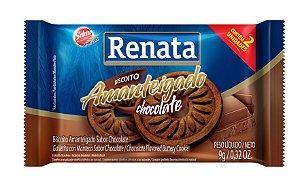Biscoito Sachê Renata Amanteigado Chocolate