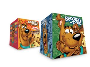 Mini Panetone com Gotas de Chocolate Scooby Doo Village 80 GRS