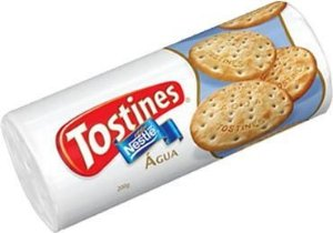 Biscoito Água Tostines 200g