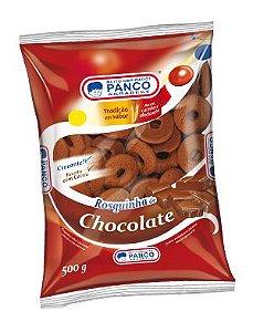 Rosquinha Chocolate Panco 500 grs