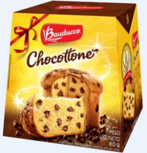 Mini Chocottone Bauducco 80 grs