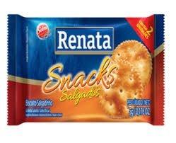 Biscoito Sachê Renata Snack