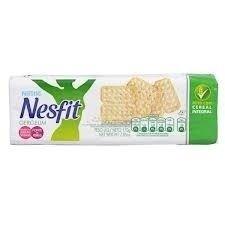 Biscoito Nesfit Gergelim,Integral ou Centeio 170grs.