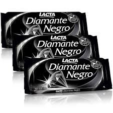 Chocolate Diamante Negro Lacta 20X25grs.