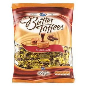 BALA TOFFEES SABORES 600 GRS