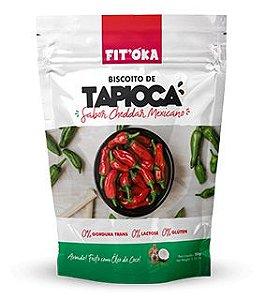 BISC TAPIOCA SABOR CHEDDAR MEXICANO 50 grs