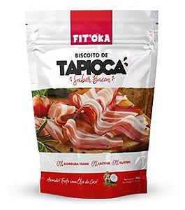 BISC TAPIOCA SABOR BACON 50 GRS