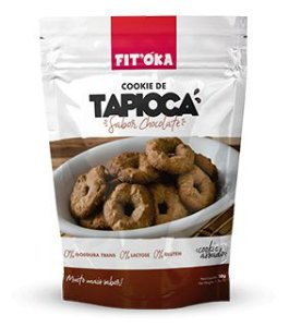 BISC TAPIOCA COOKIES SABOR CHOCOLATE 50 grs