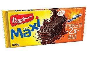 Wafer Maxi Ovomaltine Bauducco 104 grs