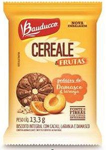Bisc.Cereale Damasco e Laranja sachê Bauducco